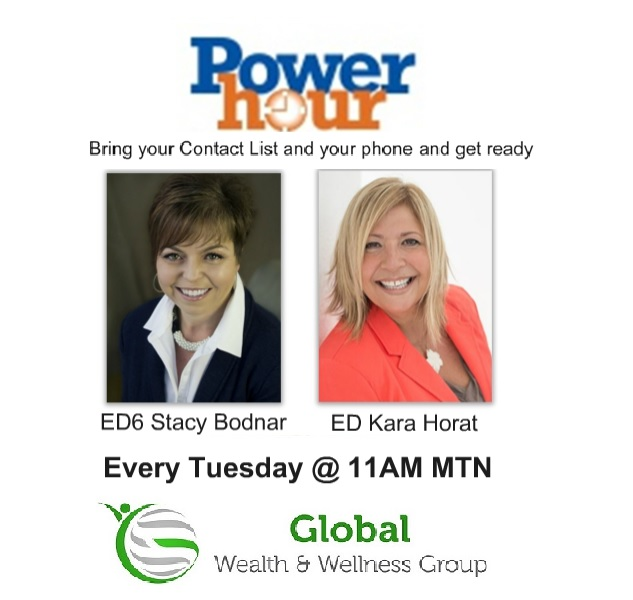 Power Hour w/ Stacy Bodnar